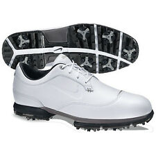 New Nike Tour Premium II Mens Golf Shoes White/Metallic Dark Grey - Pick Size