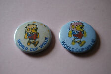 World cup Willie Badges - Retro / clean style - World Cup Winners 1966 - ENGLAND