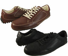 Cole Haan Mens Air Grant Wiskey Or Black Lace Drivers Oxfords Driving Shoes