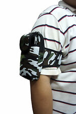 Outdoor Cycling Sports Running Wrist Pouch Mobile Cell Phone Arm Bag Wallet New