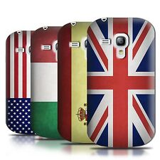 STUFF4 Phone Case/Back Cover for Samsung Galaxy S3 Mini /Flags