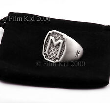 MORTAL INSTRUMENTS LARGE MORGENSTERN FAMILY RING SHADOWHUNTER VALENTINE AMELIA