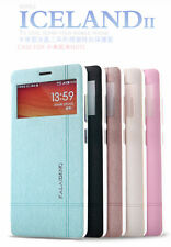 Brand KALAIDENG PU Leather Flip Pounch Cover Case for Miui Xiaomi Red Mi NOTE