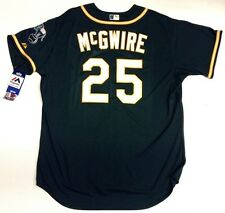 MARK MCGWIRE AUTHENTIC OAKLAND ATHLETICS MAJESTIC MLB COOL BASE JERSEY NEW