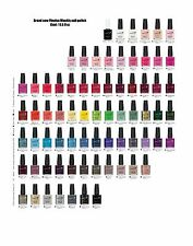 CND Vinylux Weekly Nail Polish Choose your Colors **PACK OF 6**! Brand New