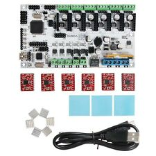 Geeetech Rumba ATmega2560 & stepper driver 6pcs A4988 with heatsink RepRap