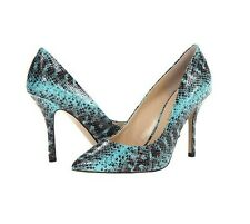 """Women's Enzo Angiolini Pointy-Toe Pumps """"Persist"""" - Turquoise"""