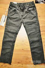 RA-RE BRIAN ITALY BOYS JEANS AUTHENTIC BNWT BRAND NEW AGE 8 YEARS GREY FADED