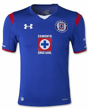 Under Armour Cruz Azul Home Jersey 2014 - 2015 Authentic