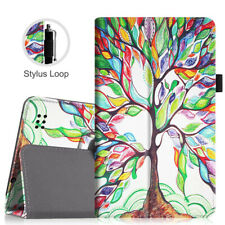 """Folio Leather Smart Case Stand Cover for Amazon Regular Kindle Fire 7 7.0""""Tablet"""