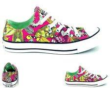 Ladies Converse CT OX COSMOS Pink 544973C Girls Shoes Canvas Trainers UK 3 - 8