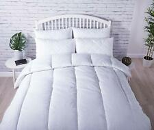 Hollow Fibre Filled Poly-Cotton Quilts Super Soft Anti Allergy Bedroom Duvet