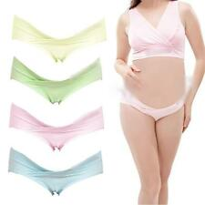 Pregnant Mother Women Maternity Baby Protective Underpant Low-Cut Ladies Panties