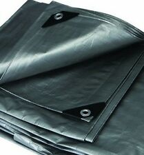 HOT New Price Waterproof Heavy Duty 12 mil 6 oz Silver Tarps for Sale Canopy us