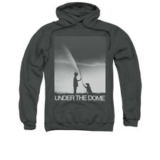Under The Dome Syfy Stephen King TV Series Boy & Dog Adult Pull-Over Hoodie