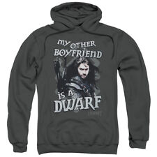The Hobbit Unexpected Journey Movie Other Boyfriend Kili Adult Pull-Over Hoodie