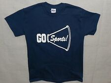 Vintage Go Sports! T-Shirt Show your spirit or make fun of it.  033C
