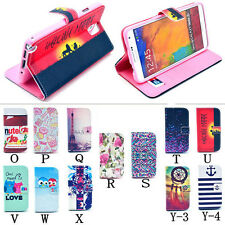 Flip Wallet Leather Case Cover For Samsung Galaxy S4 Mini S7562 I8190 S III Mini