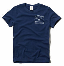 Abercrombie & Fitch Men Woodsfall Trail Moose Crew-Neck T-shirt - Free $0 Ship