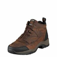 MENS ARIAT TERRAIN BOOTS! FOR RIDING, WORK OR CASUALWEAR-WATERPROOF!10002183