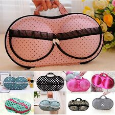 Hot Traveler Bra Underwear Lingerie Protection Bag Anti-pressure Storage Boxes