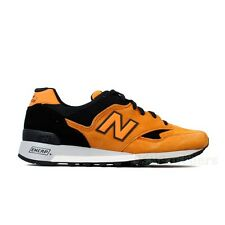 New Balance Made in UK M577OOK (Orange/Black) Men's Shoes SZ (9-12)