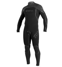 O'Neill Psycho 1 5/4 Wetsuit - Black/Graphite/Red  Male