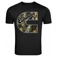 Cummins Camo T Shirt Dodge Ram Turbo Diesel Truck racing 4x4 tee