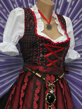 1205-3 pc German Dirndl Dress size:4,6,8,10,12,14,16,18,20,22
