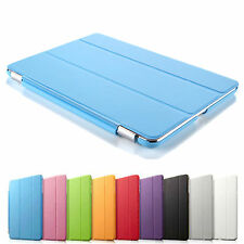 Ultra Slim Smart Magnetic Leather Case Cover for New Apple iPad 5 iPad Air Mini