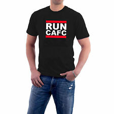 Team or Club T-Shirt Personalised RUN DMC Spoof by the Generic Logo Company