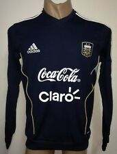 NEW!!! 2013 ORIGINAL ARGENTINA TRAINING SWEATSHIRT WITH SPONSORS