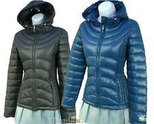 NWT Andrew Marc Women's Duck Down Hooded Packable Jacket /Size S ~ XXL