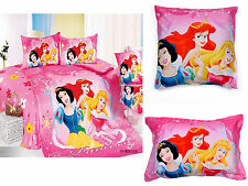 Car Room Decorative Pillow Case Throw Princess Cushion Cover Kids Bed Home Sofa