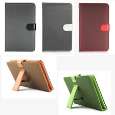 """7"""" PU Leather Keyboard Case Cover For Aldi 7"""" Lifetab E7316 Tablet"""