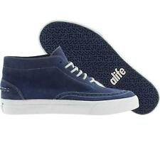 Alife Public Estate Mid Suede (navy) S10PEM4