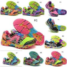 Lace Up New asics'Gel-Noosa Tri 8' Running Athletic Trainer Women's Shoes