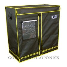 "48""x24""x48"" Mylar Lighthouse Hydroponics Grow Tent Room 4'X2'X4' Clone T004"