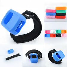 WiFi Remote silicone case + Wrist Hand Strap Belt for Gopro HD Hero 3 3+