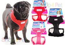 ANCOL COMFORT MESH BREATHABLE DOG PUPPY HARNESS 4 SIZES & 4 COLOURS