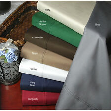 Egyptian Cotton Fitted Sheets for Campers, RV's & Travel Trailers All Size&Color