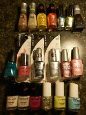 Assorted Wet n Wild nail color polish lacquer-new-choose your shade! some ltd ed