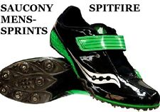 Saucony Spitfire 2 mens running track & field sprint spikes shoes 100-400 meters