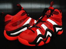 2013 Adidas Crazy 8 Kobe Bryant White Red Black Chicago Bulls G20784 Limited