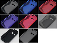 Multi Color S-Types TPU Silicone CASE Cover For Samsung Galaxy Young S6310
