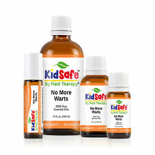 KidSafe No More Warts Synergy Essential Oil Blend, Undiluted, Therapeutic Grade