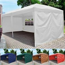 EZ POP UP 10'X20' Wedding Party Tent Folding Gazebo Beach Canopy W/Carry Bag