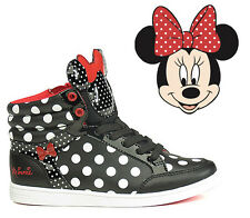 DISNEY Minnie Maus Schuhe Sneakers Herbst/Winter 28 29 30 31 32 33 34 35