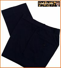 Navy Blue Trousers Sta Press Slim Fit Mod Skin 60s Scooter 30 32 34 36 38 40