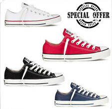 New Womens Lady ALL STARs Chuck Taylor Ox Low Top Shoes Canvas Fashion Sneakers!